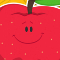 Daily Vector 005 - Red Apple