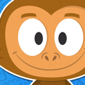 Daily Vector 006 - Small Monkey