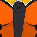 Daily Vector 081 - Butterfly