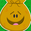 Daily Vector 103 - Bag of money