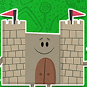 Daily Vector 179 - Castle