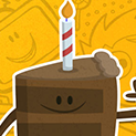 Daily Vector 301 - Chocolate cake