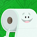 Daily Vector 419 - Toilet paper